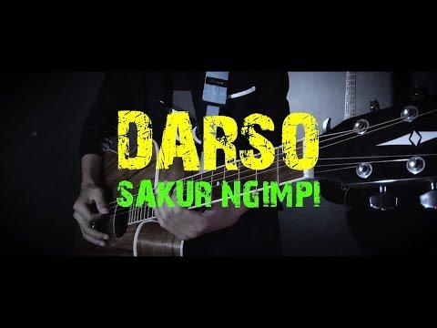 Cover Lagu Sunda !!! Darso - Sakur Ngimpi By Anjar Boleaz