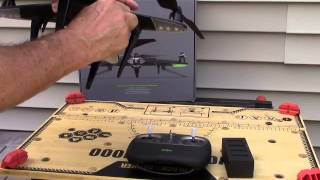 Review XIRO Xplorer quadcopter drone