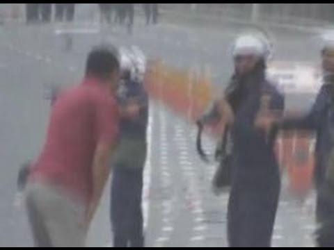 Shootings - Saudi Arabia In Bahrain Over Protests