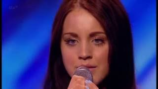 speechless auditions Xfactor and Britain,s got talent