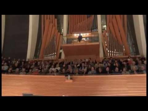 KC Symphony Tests the New Casavant Organ in Helzberg Hall