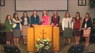 Lighthouse Baptist Teen Girls, I Once Was Blind, But Now I See