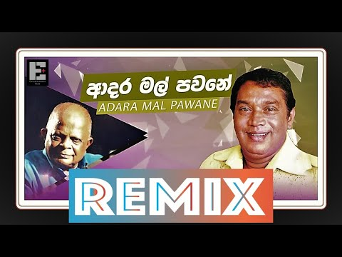 Adara Mal Pawane Remix - Jothipala Forever by Diger Rokwell