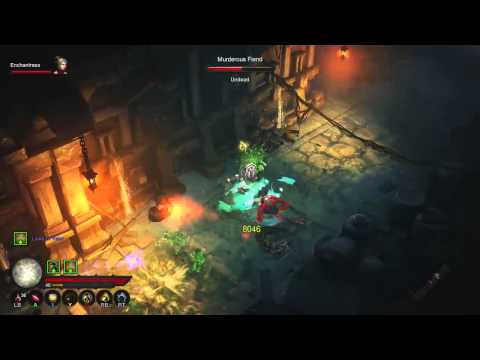 CGR LIVE - DIABLO III XBOX ONE stream review gameplay part 2 from Classic Game Room