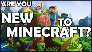 Minecraft Survival Guide (Bedrock 2020) PS4, XḂox One and Nintendo Switch   PART 1