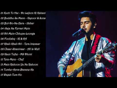 Best of Armaan Malik 2018 | Armaan Malik Latest Songs | Romantic Hindi | Top 15 Songs thumbnail
