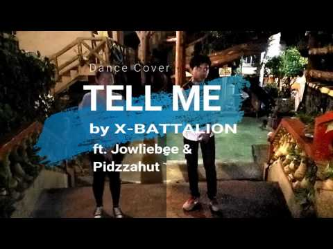 TELL ME by X - BATTALION DANCE CHOREOGRAPHY by JUNIOR NEW SYSTEM ft. Jowlibee & Pizzahut