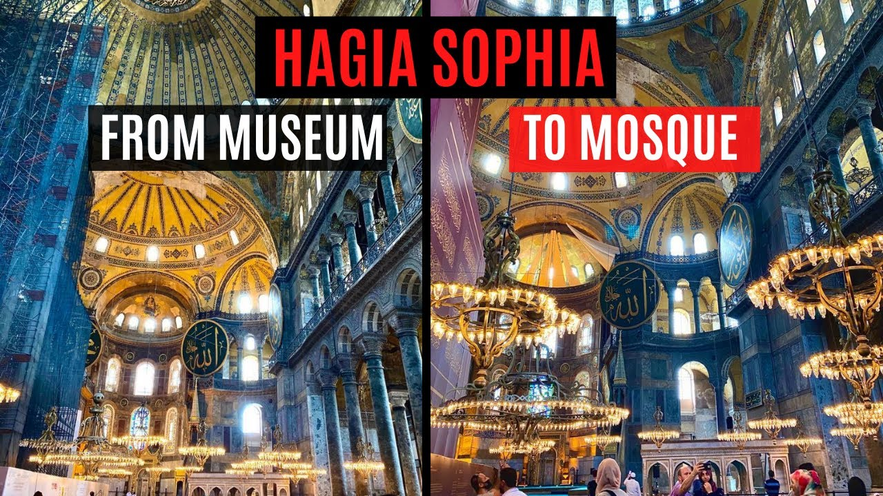 Download HAGIA SOPHIA   FIRST VISIT AS A MOSQUE