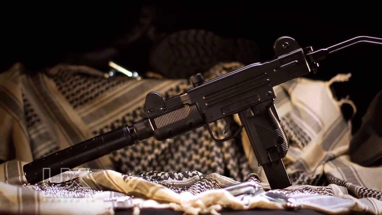 Mini Uzi Carbine Airgun