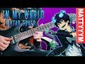 Blue Exorcist - In My World - Epic Rock Cover