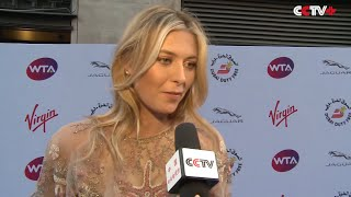 Tennis Stars on Red Carpet at 2015 WTA Pre-Wimbledon Party