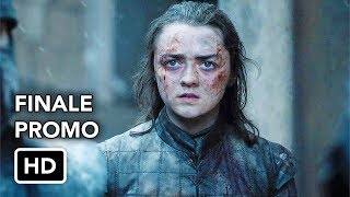 Game Of Thrones 8x06 Promo And Featurette HD Season 8 Episode 6 Promo Series Finale