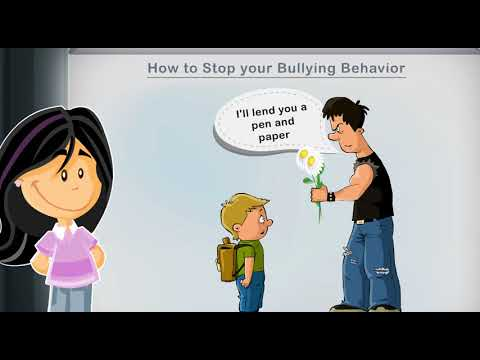 Linxus Social Citizenship - Ch 03: How Stop Your Bullying Behavior - Part III