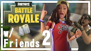 Wuwumboz | MET CARDI B IN FORTNITE AT 3 AM | Fortnite: Battle Royale with Friends Episode 2