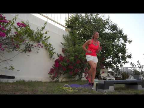 Karen Porter's Doha Summer Cardio Workout