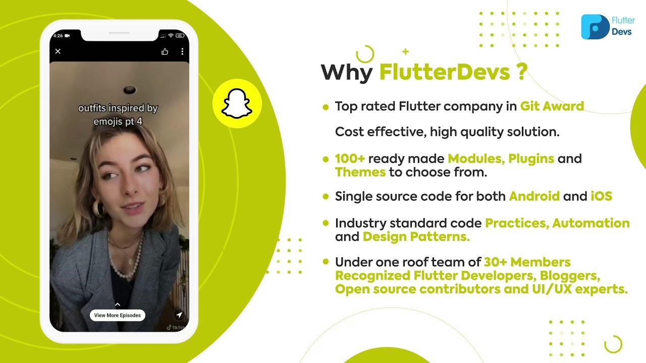 Flutter MultiMedia Messaging App