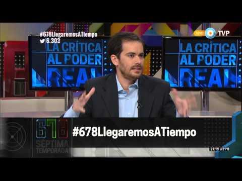 678 - Macri presidente - 25-11-15