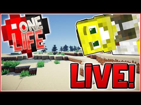 Checking out the new mods! Minecraft One Life
