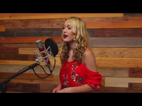 Calvin Harris-Feels (Official music video cover) Mary Desmond ft Zach Fenske