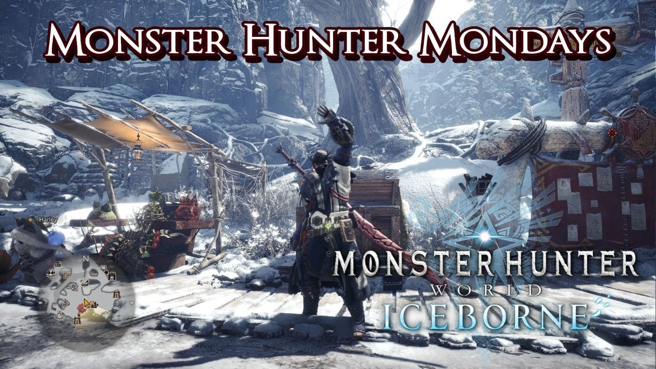 Monster Hunter World Iceborne - Monster Hunter Mondays thumbnail