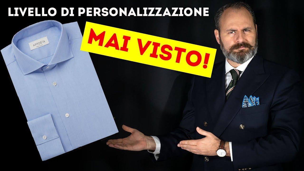 great quality shop best sellers latest design Ordino una camicia su misura... in meno di 10 minuti!