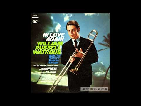 Bill Watrous trombone solo ''Softly as I Leave You'' from his first solo album