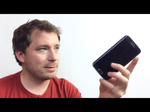 Samsung Galaxy S6 edge (recenzia)