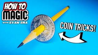7 Magic COIN Tricks You Can Do