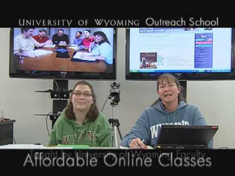 University of Wyoming Outreach School - Join Us