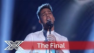 He's on top! Matt Terry covers Jess Glynne's Take Me Home! | Finals | The X Factor UK 2016
