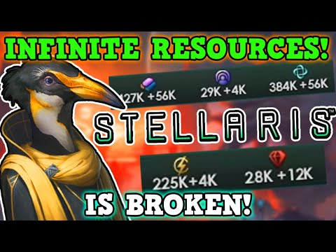 Stellaris Infinite Resources Glitch Is A Perfectly Balanced Game With No Exploits