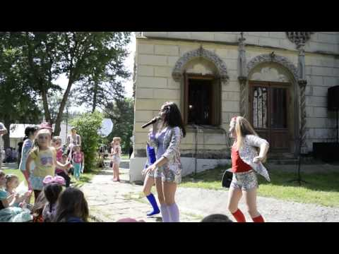 Mini-recital clubul Lucky-Dance Roman