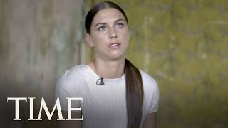 U.S. Soccer Star Alex Morgan On The Fight For Pay Equality | TIME