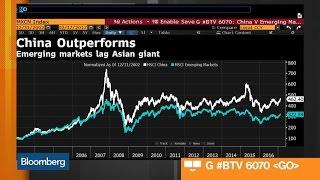 Morgan Stanley's Garner Sees China Outperforming EM