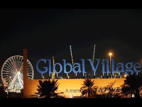 Global Village Season 23 | UAE DUBAI Full Tour Cover |2019|4K|World Of Wonders