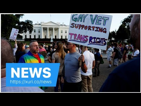 News - U.s. army recruitment accept transgender on Monday: Pentagon