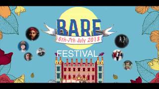 Bare In The Woods, Festival 2018