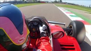 f1 2012 ferrari jacques villeneuve drives the ferrari 312 t4 fiorano