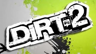 DiRT 2 Platinum Trophy Perfect Finish! (PS3)