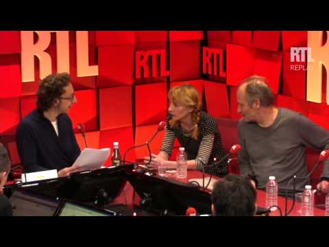 Julie Depardieu et Hippolyte Girardot : Les rumeurs du net du 20/11/2014 - RTL - RTL
