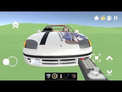Evertech Sandbox Gameplay #8 (iOS & Android) | Street Racing Car