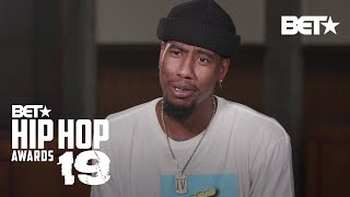 Making Of The Cypher Ft Iman Shumpert, Kash Doll, IDK, King Los & Travis Thompson |Hip Hop Awards'19