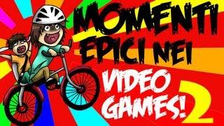 MOMENTI EPICI NEI VIDEOGAMES! #2 - [SPECIALE 25.000 ISCRITTI!]