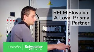 RELM Slovakia: A Loyal Prisma Partner