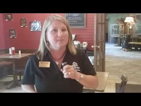 Live tour of Starved Rock Lodge and Conference Center