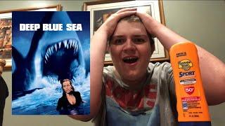 Deep Blue Sea 1999 Review