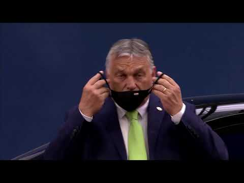EU to Hungary's Orban: Respect LGBT rights or leave