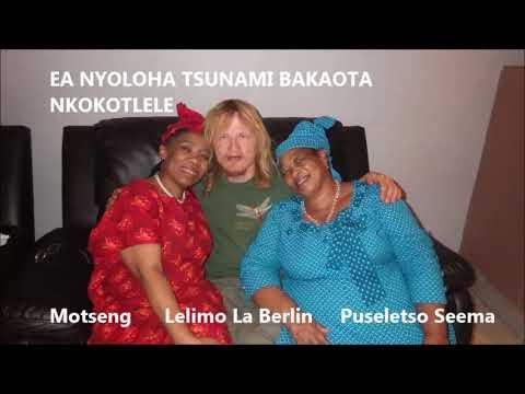 Puseletso Seema (Mme Mpuse) le Motsa (Motseng) - Nkokotlele from EA Nyoloha Tsunami Bakaota