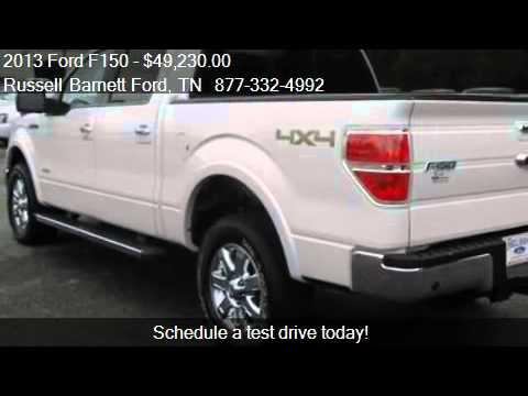 Russell Barnett Ford >> 2013 Ford F150 Lariat At Russell Barnett Ford In Winchester Tn 931 967 2277