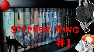 Книжная полка # 1 | Стивен Кинг